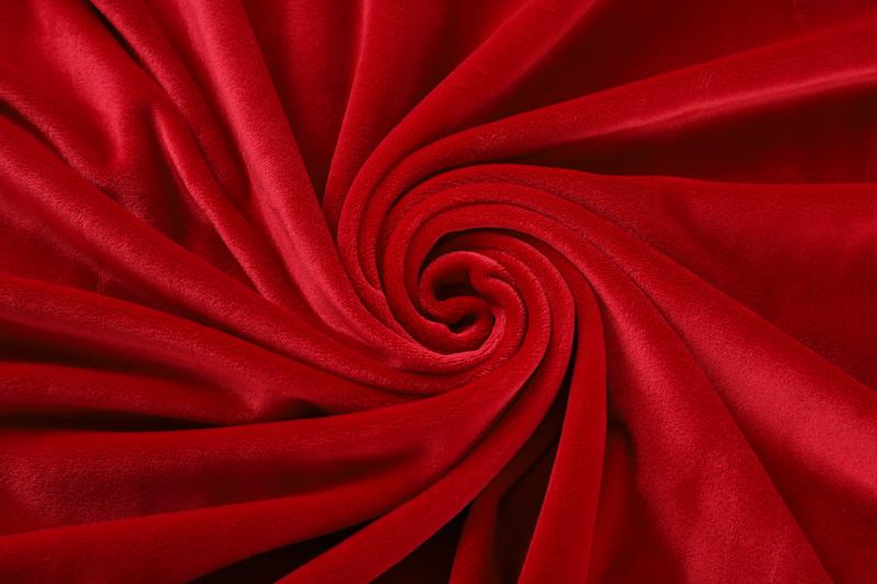 مزدوج الوجهين - النسيج الأحمر الليونة